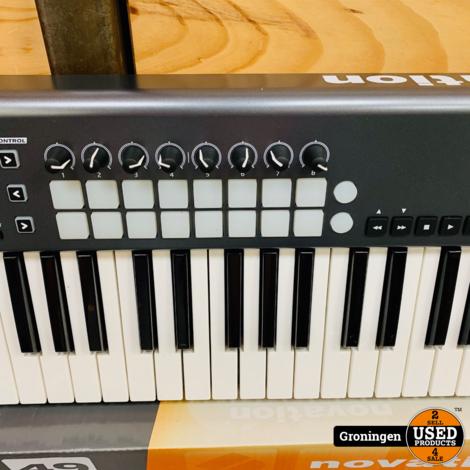 Novation Launchkey 49 MK1 MIDI keyboard | NETTE STAAT! incl. USB-kabel, boekjes en doos