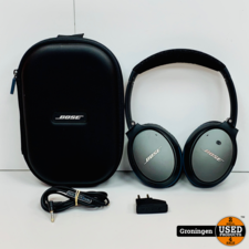 Bose Bose QuietComfort 25 | Over-ear Noise Cancelling hoofdtelefoon | incl. accessoires en case