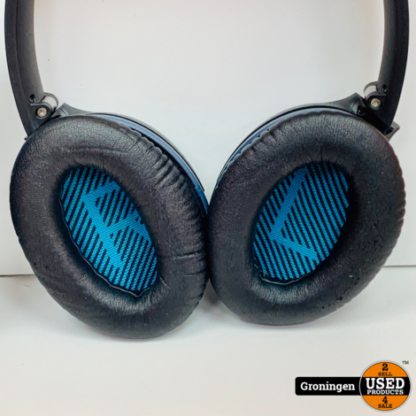Bose QuietComfort 25 | Over-ear Noise Cancelling hoofdtelefoon | incl. accessoires en case