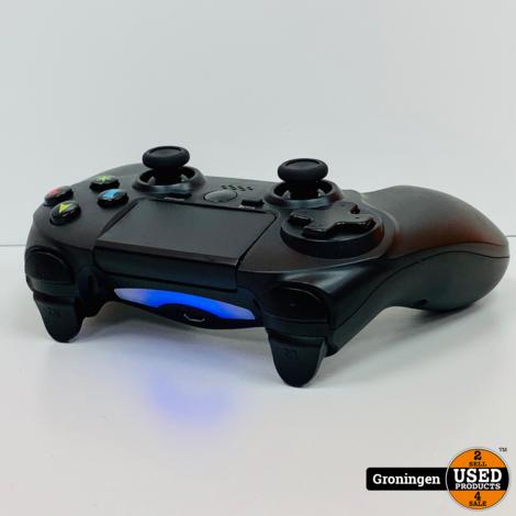 PS4 Controller draadloos voor PlayStation 4 (PS4) - Zwart | NIEUW