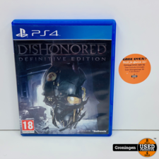 PlayStation 4 [PS4] Dishonored: Definitive Edition