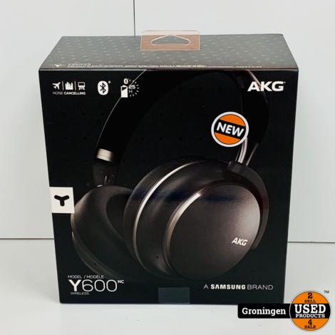 AKG Y600 Wireless headphone met Active Noise Cancellation | NIEUW IN DOOS + garantiebewijs (03-07-2020)