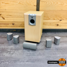 JBL JBL SCS138 5.1 Home Cinema Speakerset