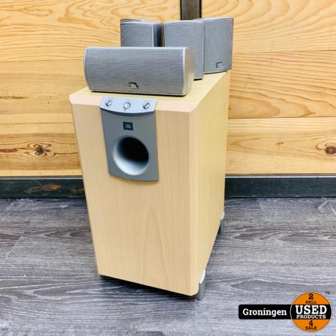 JBL SCS138 5.1 Home Cinema Speakerset