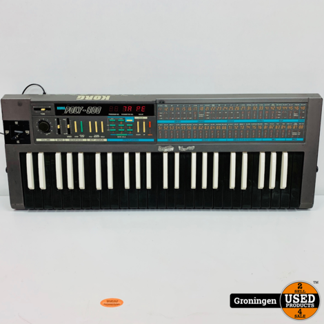Korg Poly 800 / PS-800 Polyphonic Analog Synthesizer