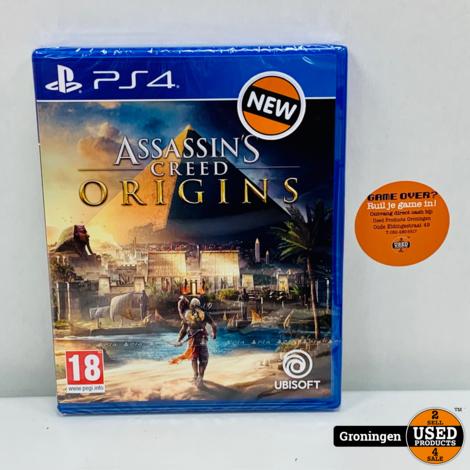 [PS4] Assassin's Creed: Origins | NIEUW/GESEALD!