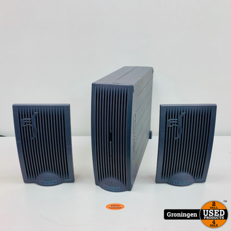 Mission NXT X-Space 2.1 Speakerset | incl. kabels