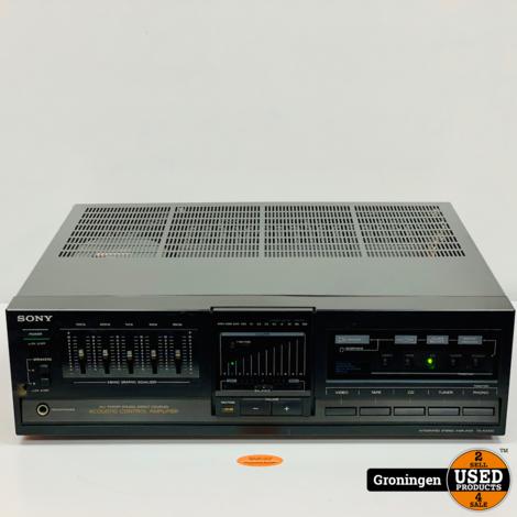 Sony TA-AX430 Vintage Acoustic Control HiFi versterker