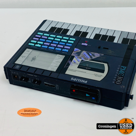 Philips PMC100 Personal Music Composer | Synthesizer Sequencer