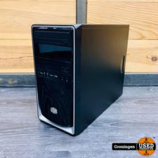 Intel Core i5 Coolermaster Desktop PC | Core i5-6500 Quadcore (Max. 3.60 GHz) | 8GB DDR4 | 250GB SSD | Windows 10