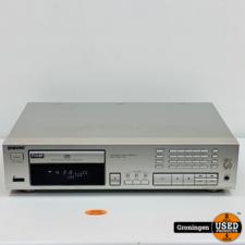 Sony Sony CDP-597 CD-speler Zilver   KSS-240A   CXD2561AM