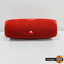 JBL Charge 4 Rood Bluetooth Speaker