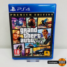 [PS4] GTA 5 / Grand Theft Auto 5