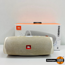 JBL Charge 4 Bluetooth speaker, in doos