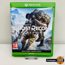 [Xbox One] Tom Clancy's Ghost Recon Breakpoint