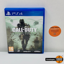[PS4] Call of Duty Modern Warfare Remasterd