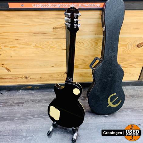 Epiphone Les Paul Classic Tobacco Sunburst 2004 elektrische gitaar | incl. originele hardcase koffer