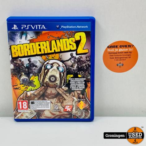 [PS Vita] Borderlands 2