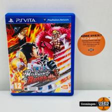 [PS Vita] One Piece: Burning Blood