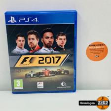 PlayStation 4 [PS4] F1 2017