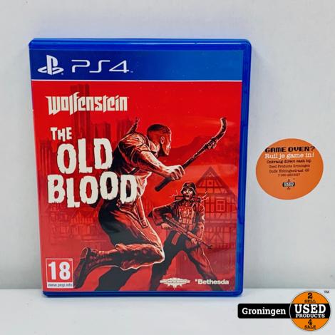 [PS4] Wolfenstein the Old Blood