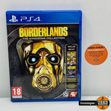 [PS4] Borderlands The Handsome Collection