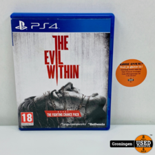 PlayStation 4 [PS4] The Evil Within