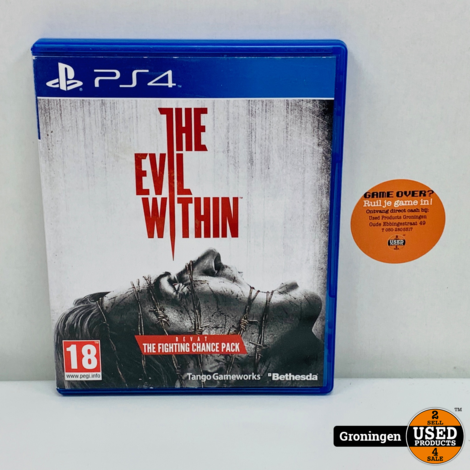 [PS4] The Evil Within