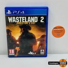 PlayStation 4 [PS4] Wasteland 2 Director's Cut