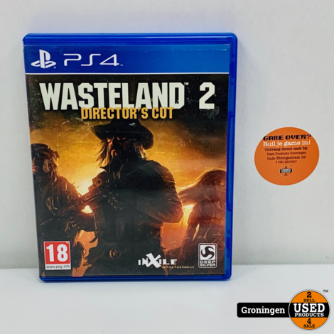 [PS4] Wasteland 2 Director's Cut