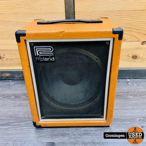 Roland Cube Bass 60 Vintage Basgitaar versterker CB-60