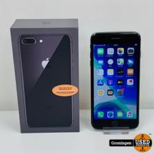 Apple Apple iPhone 8 Plus 64GB Space Gray | Accu 86% | COMPLEET IN DOOS
