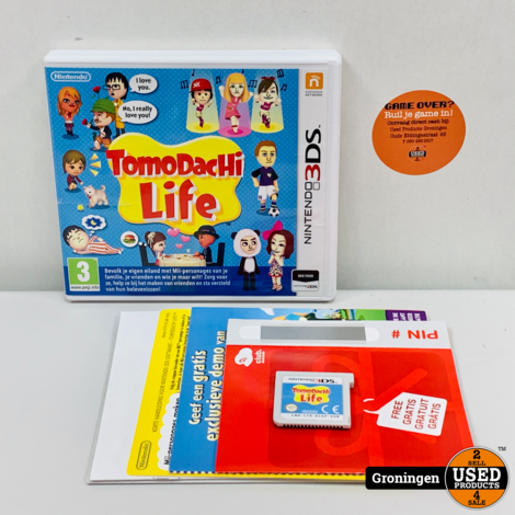 [3DS] Tomodachi Life