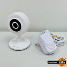 Elro Smartwares Smartwares CIP-37210AT Wi-Fi camera voor binnen   incl. stroomadapter