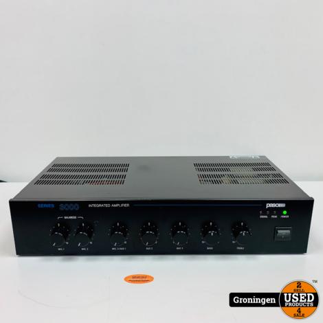 Paso AX3060 Mengversterker 100 volt