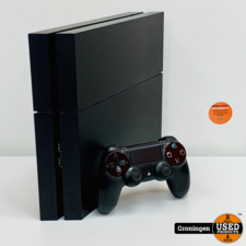 Sony [PS4] Sony PlayStation 4 1TB Zwart CUH-1216B | incl. Sony DualShock 4 controller en kabels