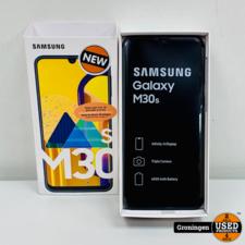 Samsung Samsung Galaxy M30s 64GB Black | NIEUW IN DOOS!