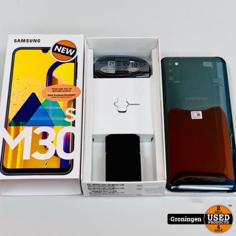 Samsung Galaxy M30s 64GB Black | NIEUW IN DOOS!