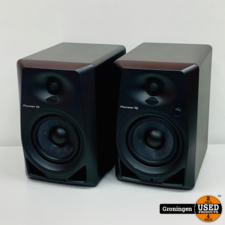 Pioneer Pioneer DM-40 actieve desktop monitor speakerset