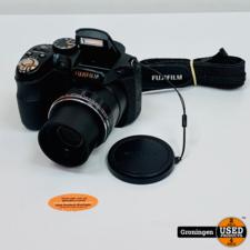 FujiFilm Fujifilm FinePix S1600   12,2MP   15x optische zoom   incl. schouderriem
