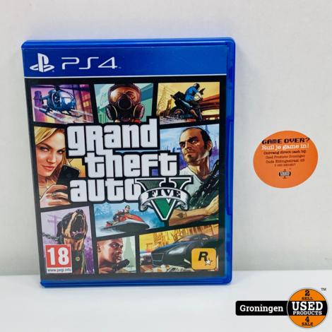 [PS4] GTA 5 / Grand Theft Auto V