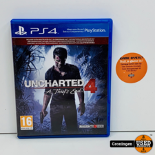 PlayStation 4 [PS4] Uncharted 4 - A Thief's End