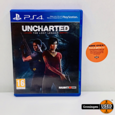 PlayStation 4 [PS4] Uncharted the Lost Legacy