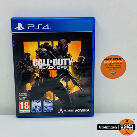 [PS4] Call of Duty Black Ops 4