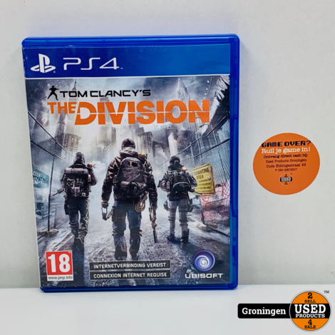 [PS4] Tom Clancy's the Division