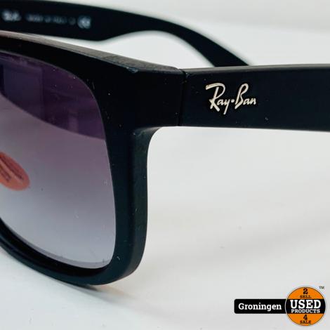 Ray-Ban RB4165 Justin 601/8G 54-16 145 3N   beschadigd