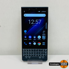 Blackberry BlackBerry KEY2 LE 32GB Black   Android 8.1   incl. lader