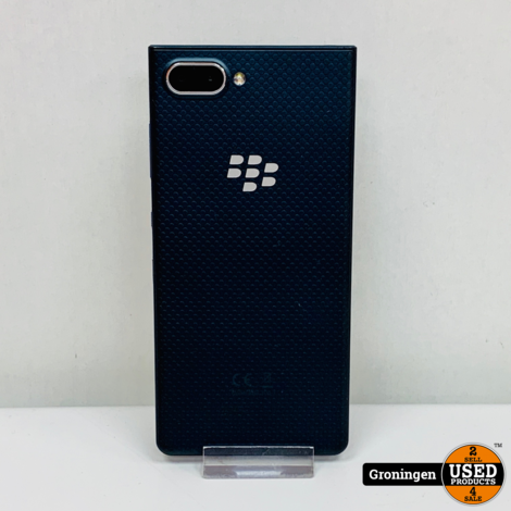 BlackBerry KEY2 LE 32GB Black   Android 8.1   incl. lader