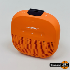Bose Bose SoundLink Micro Oranje | Bluetooth Speaker