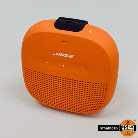 Bose SoundLink Micro Oranje | Bluetooth Speaker